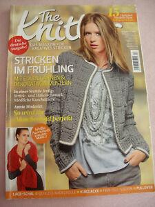 """Strickjournal """"The Knitter"""" 13 / 2013"""