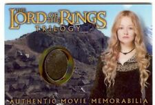 Lord Of The Rings Chrome Trilogy Costume Card Eowyns Edoras Stables Dress