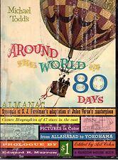 michael todd's around the world in 80 days Original Souvenir Program Book