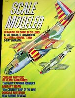 Vtg Scale Modeler Magazine November 1971 Detailing The Spirit of St. Louis  m129