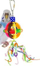 3130 Small Asteroid Bird Toy Cage Toys Cages Parrot parakeet cockatiel lovebirds