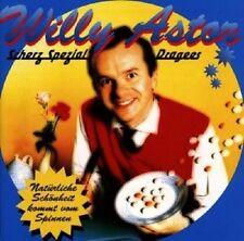 "WILLY ASTOR ""SCHERZ SPEZIAL DRAGEES"" CD NEUWARE"