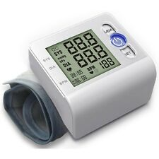 Grafner Handgelenk Blutdruckmessgerät Digital Blutdruck Messgerät Pulsmesser