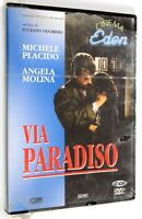 DVD VIA PARADISO 1988 Drammatico Michele Placido Angela Molina