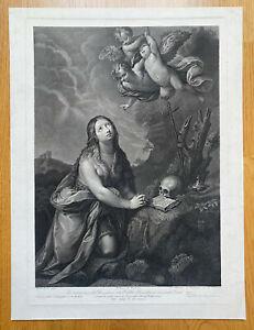 Maria Magdalena Stich 1839 Angelo Maria Damiano Bonini geb.1790 nach Guido Reni