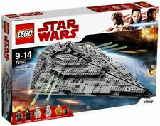 LEGO STAR WARS 75190 / FIRST ORDER STAR DESTROYER / NEUF / 2017