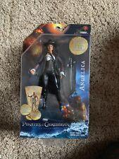 JAKKS Pacific Disney Pirates Of The Caribbean Angelica Action Figure