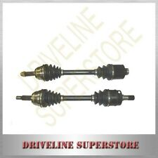 2 X CV JOINT DRIVE SHAFTS reconditioned FOR MITSUBISHI MAGNA TS4D  06/1992-1996