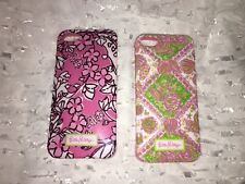 lilly pulitzer Floral Multi Color Iphone 5 Cases