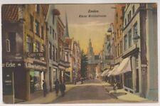 Germany postcard - Emden, Kleine Bruckstrasse (A4)