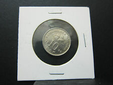 1990 - Circulated XF - 10 Sen