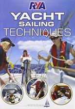RYA Yacht Sailing Techniques by Evans, Jeremy, NEW Book, FREE & FAST Delivery, (