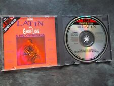 GEOFF LOVE & HIS ORCHESTRA GOING LATIN Nr MINT CD