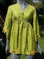 Unbranded Silk V-Neck Mini Dresses for Women