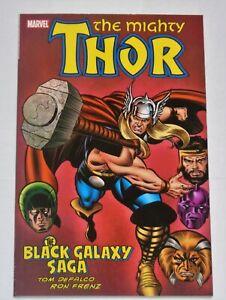 Thor - Black Galaxy Saga (TPB) Ron Frenz, Tom DeFalco