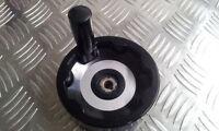 ETHR120x12 Handrad Stellrad Handkurbel 120 mm Durchmesser 12 mm Bohrung