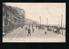 Kent DOVER The Parade LL Louis Levy used 1914 nice scene