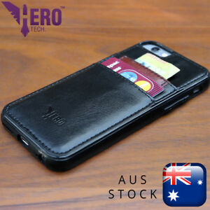 iPhone 7 leather case, Genuine high quality card Holder case. Product Guarantee