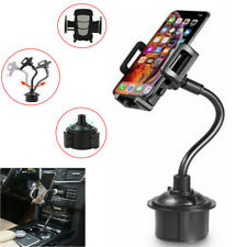 Weather- Universal Cup Holder Car Mount Cradle for Cell Phone GPS Adjust-Tech