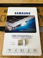 Cle USB SAMSUNG FIT 3.0 128 go flash drive mémoire stockage neuve sous blister