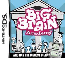 Big Brain Academy NDS New Nintendo DS