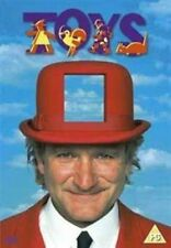 Toys 5039036013871 With Robin Williams DVD Region 2