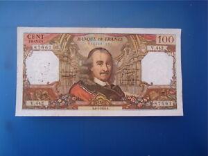 100  FRANCS CORNEILLE  1970   V 442