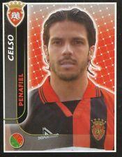 253 CELSO PORTUGAL FC.PENAFIEL STICKER PANINI FUTEBOL 2004-2005