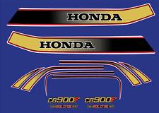 Dekorsatz Decals Honda CB 900 F Bol d'or