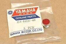 NOS Yamaha TY250 R3 R5 TT500 IT400 AT1 CT1 Headlight Pilot Light Indicator Jewel