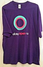 T-Shirt Ebay Open 2018 Did You Check Ebay? Unisex Mens 2XL Purple Never worn