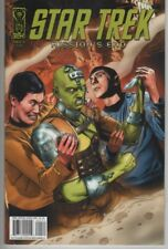 Star Trek Mission's End #4 comic book TOS TV show series movie
