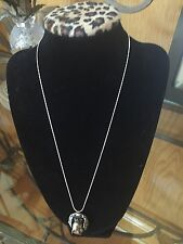 Rabbit .925 Silver Necklace