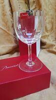 Baccarat Montaigne Glass  No.3 - American White Wine / European Red Wine - NEW