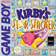 Nintendo GameBoy Spiel - Kirby's Star Stacker mit OVP