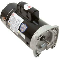 U.S. MOTORS Emerson 56Y Square Flange 2-Speed 1.5/0.25HP Full Rated Pool and