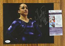 Jordyn Wieber Signed 8x10 Photo Autographed AUTO JSA COA Olympic Gymnast