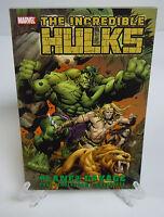 Incredible Hulks Planet Savage Marvel Comics TPB Trade Paperback Brand New