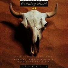 Country ROCK 1-the Very Best of (1995, Sony) Charlie Daniels Band, Enterovirus & MES