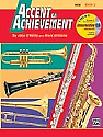Alfred Publishing Co. 0018256 Accent On Achievement Volume 2 Oboe