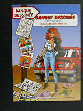 CP carte postale Banque dessinée DI SANO Rubine