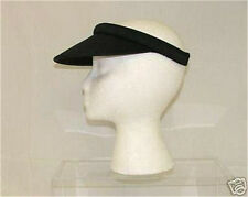 New Ladies Clip On Visor, Sports, Tennis, Sailing, Golf, NAVY