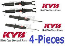 Set of 4  KYB    Honda Civic 1996 to 2000    2-Front & 2-Rear  Shocks/Struts