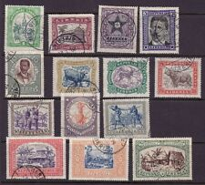 Liberia # 214-27a Complete Set of 1923 Fauna
