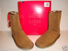Sonoma Shearling Suede Mid-Calf Boots ~ Size 8 ~ New In Box