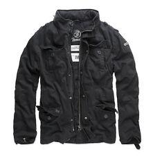Brandit Britannia Herren Übergangsjacke Vintage Outdoor Sommer Jacke Army B32
