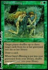 GAEA 's blessing // foil // nm // arena League promos // Engl. // Magic Gathering