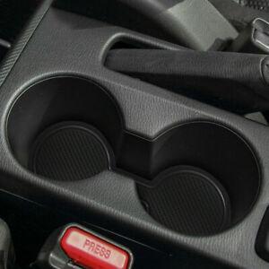 fits Mazda BT-50 XTR GT UR DX SDX 2012-18 Rubber Non-slip Gate Slot Pad Cup Mats