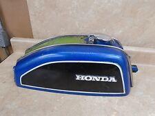 Honda 200 CB CB200 Used Gas Fuel Tank 1974 HB249