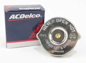 New ACDelco OEM NOS Radiator Cap GM Number 6410206 ACDelco Number RC26 15LB CAP